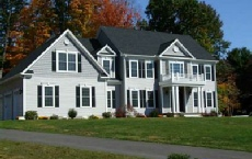 Custom Colonial Home, Cheshire CT